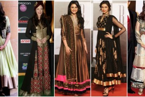 pencil heel and stilettos with ethnic wear