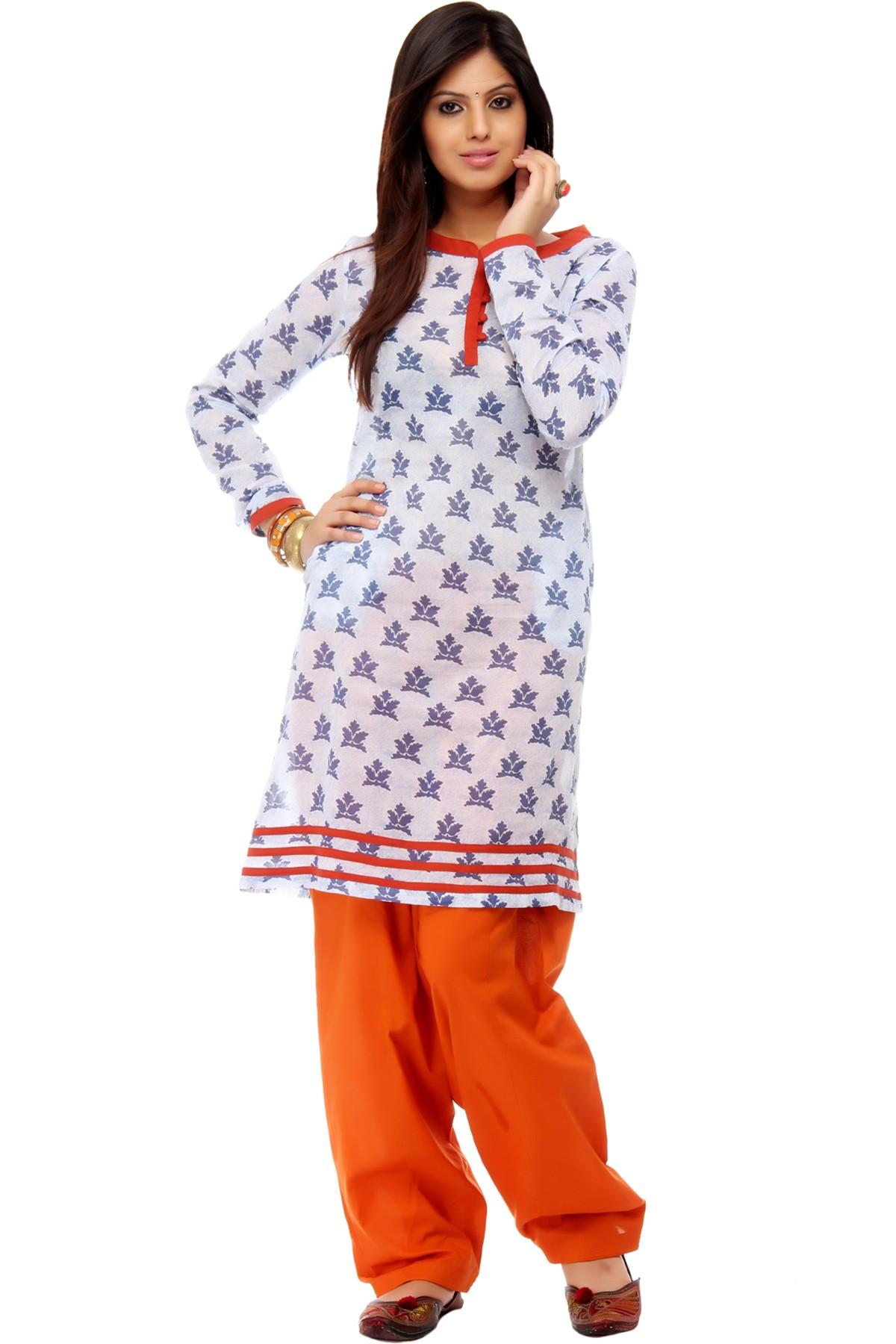 The Basic Salwar