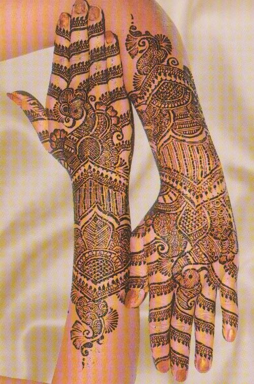 40 Beautiful Mehndi Designs You Must Check Out  FashionPro