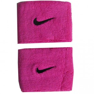 Nike cloth wristbands