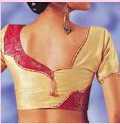 Blouse Neck Design