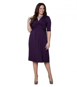 wine_knee_lengh_plus_size_formal_gowns