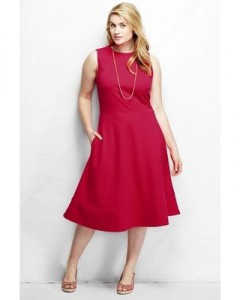 womens-plus-size-ponte-a-line-dress-punch