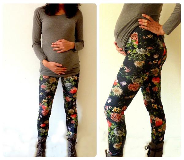 Maternity Stretchable leggings