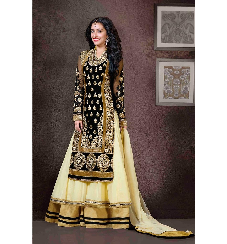 Bridal Straight Anarkali