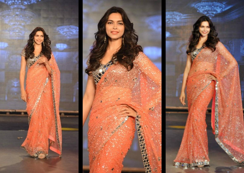 12 Times Deepika Padukone nailed the saree - FashionPro