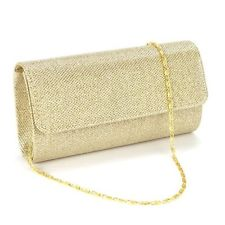 Clutch bag with strap to hang.