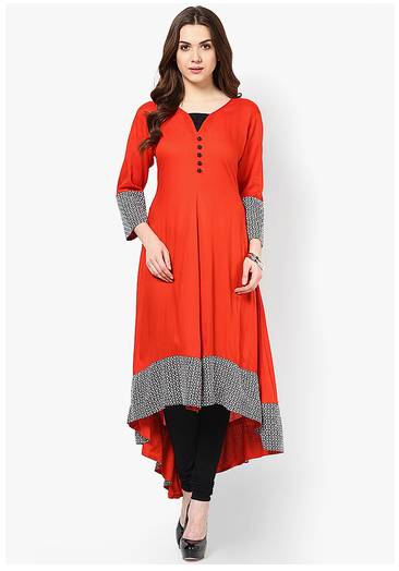 23 Types Of Kurtis You Can Have In Your Wardrobe