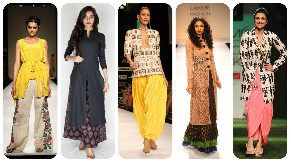 5 Indo Western Looks To Conquer Fashionpro