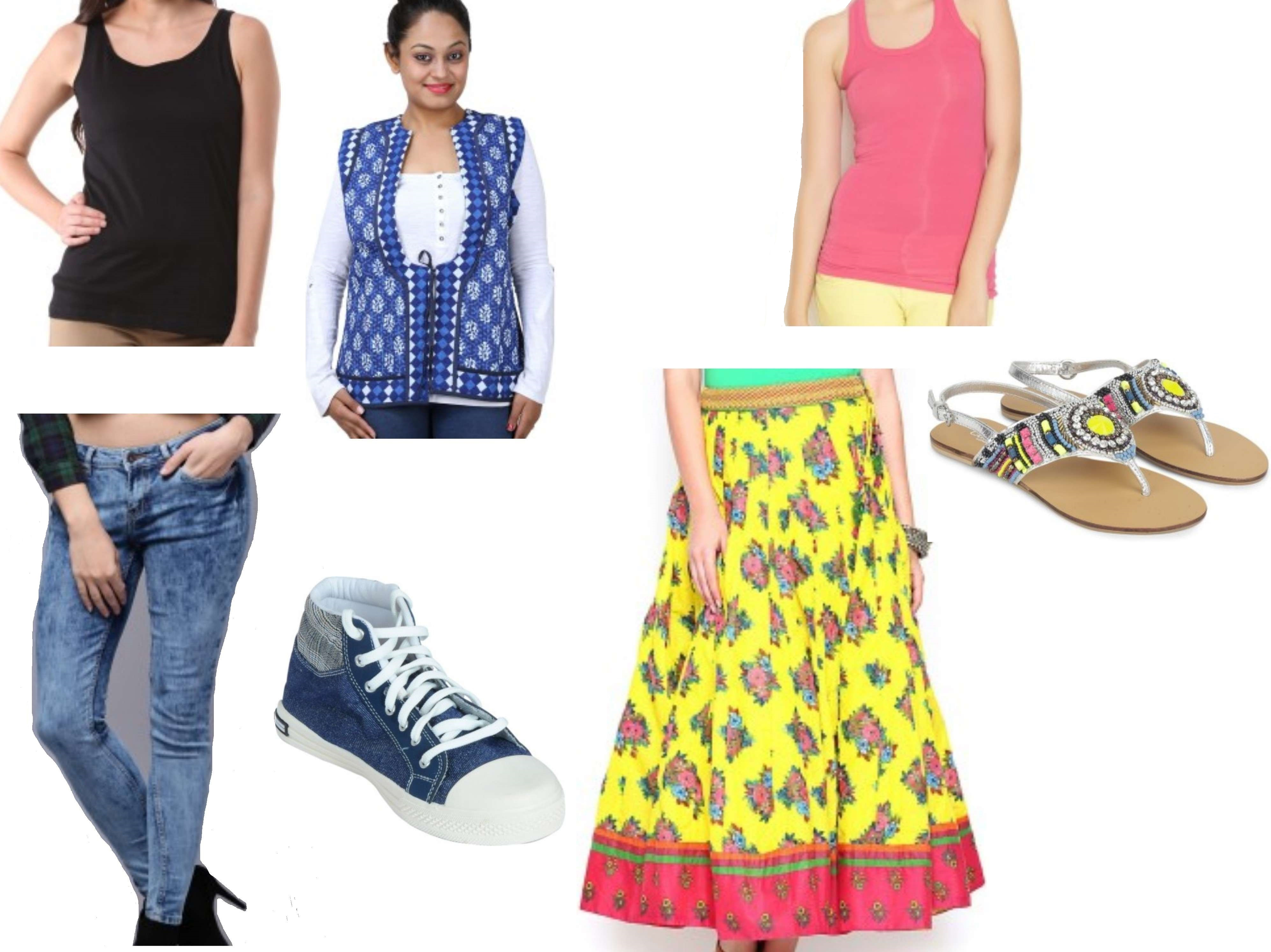 The Indo western way to bring out the casual side of you