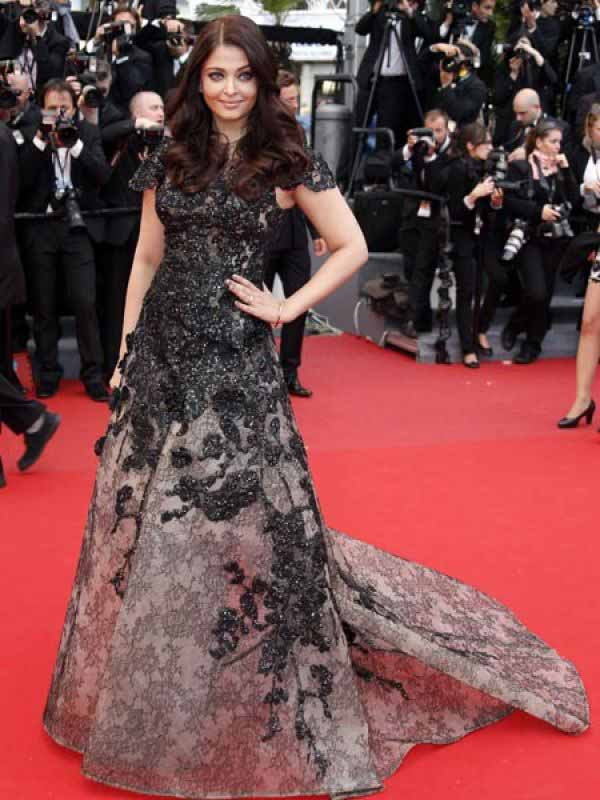 Aishwarya Rai at The 2013 Cannes Film Festival