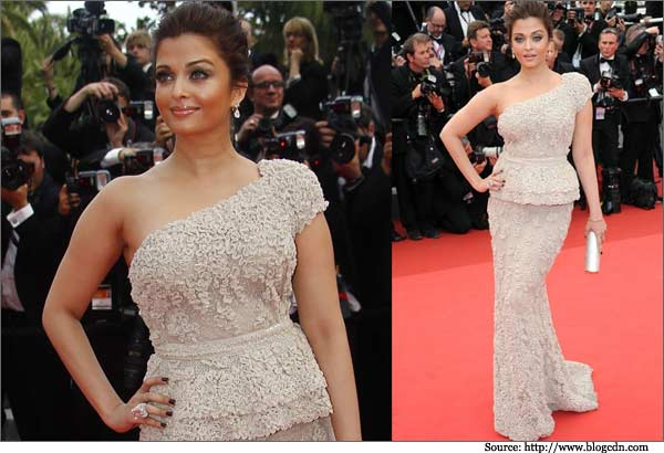 Aishwarya Rai at the 2011 Cannes Film Festival