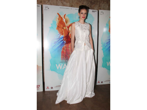Kalki Koechlin at the event