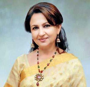 Sharmila Tagore now!