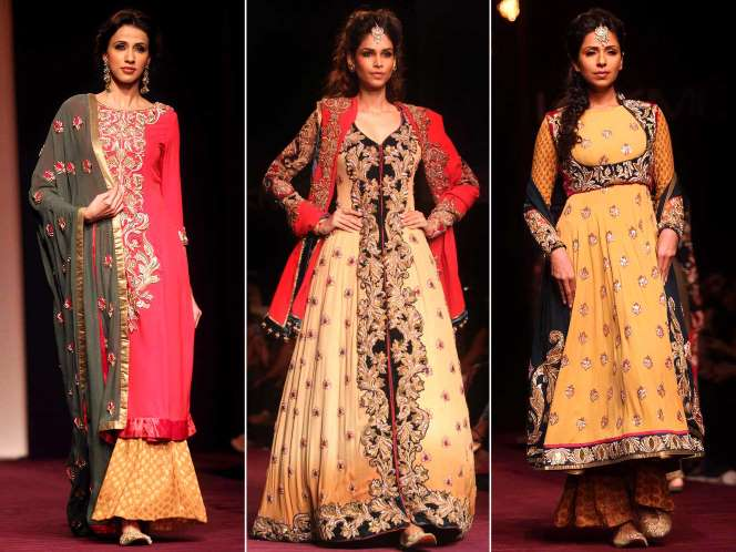 8ad117424f Indian Fashion Designers - When It's Time To Look Elegant And Desi ...