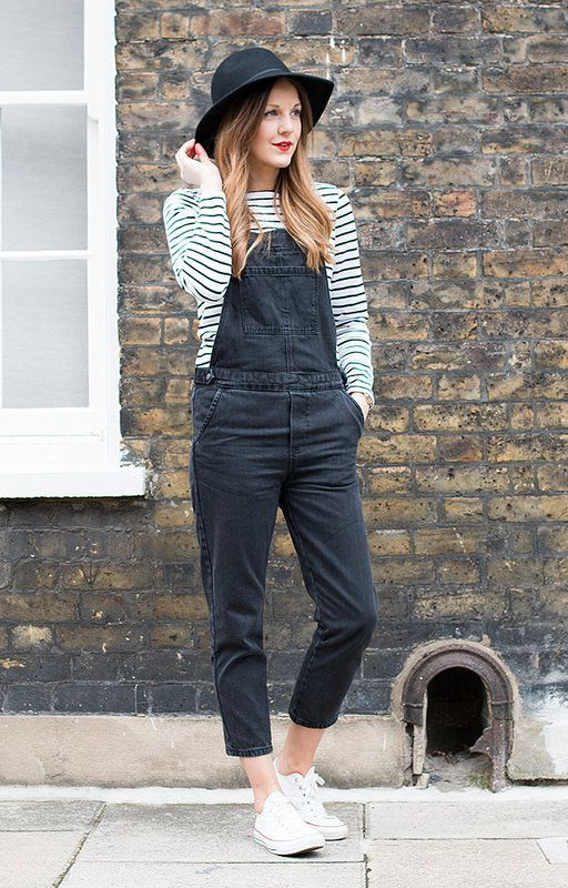 Dungarees Are So In This Season