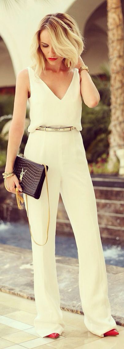 The White Jumpsuit