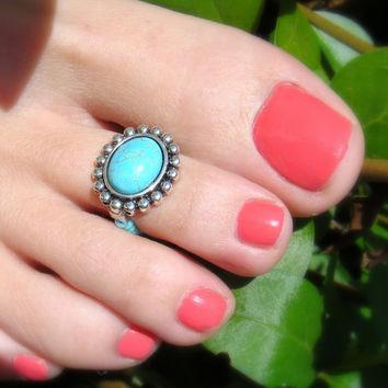 Big toe ring