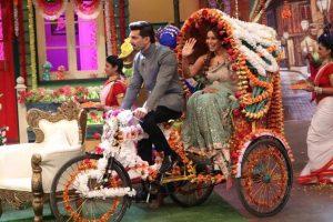 Bipasha and Karan on The Kapil Sharma Show