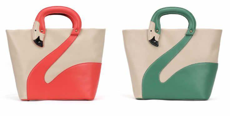Fashionable tote bags