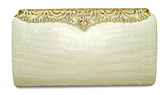The Cleopatra Clutch by Lana Marks
