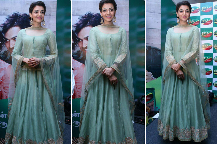Kajal at the event