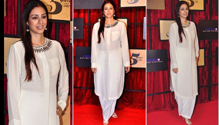 Check out Tabu's look!