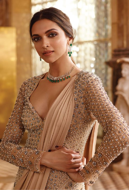 Deepika in Monisha Jaising