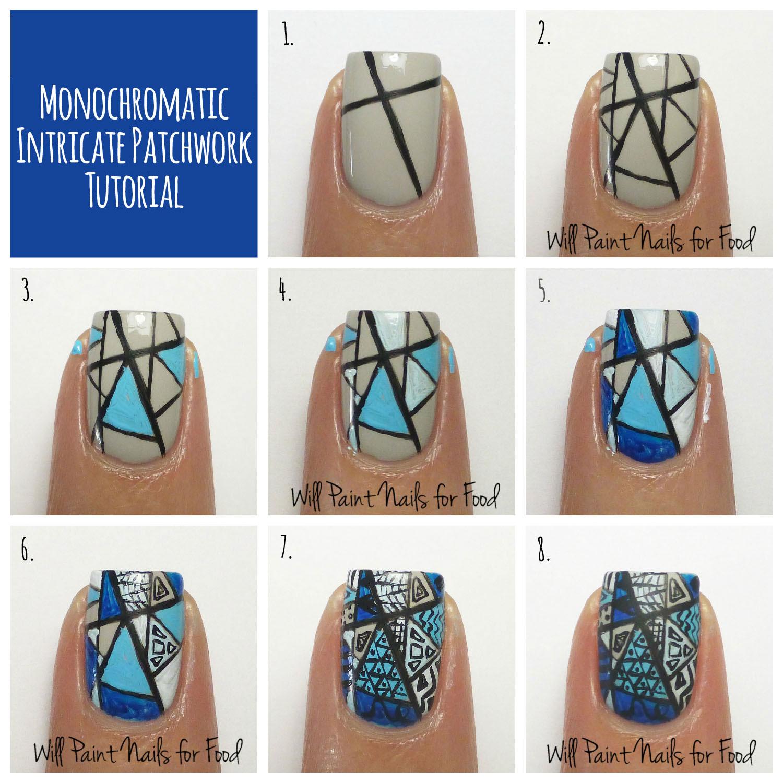 DIY: 15 Awesome Nail Art Designs At Home - FashionPro