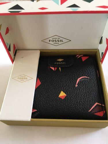Fossil designer wallets