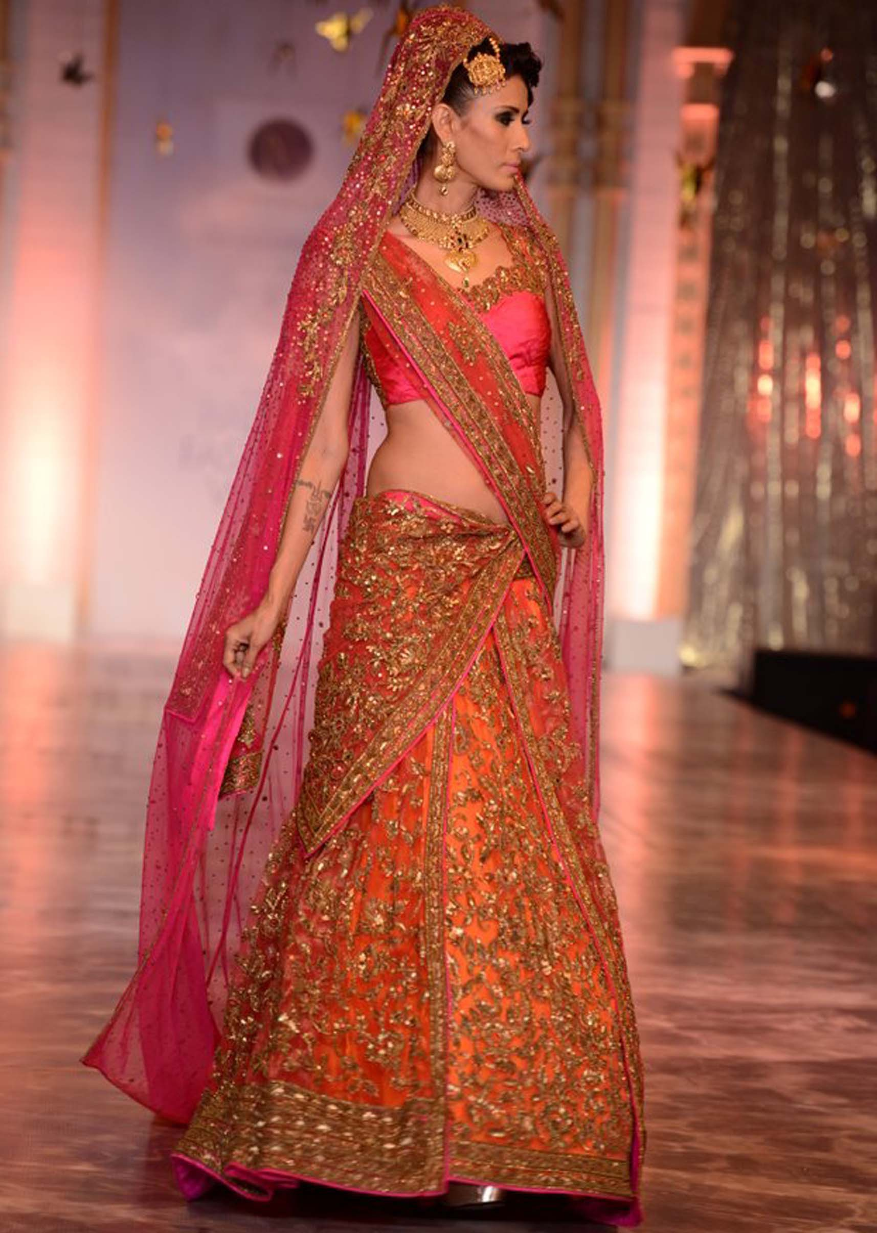 da5a9b2b817 Top 10 Indian Bridal Wear Designers - FashionPro