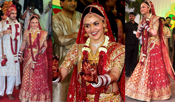 Esha Deol's wedding