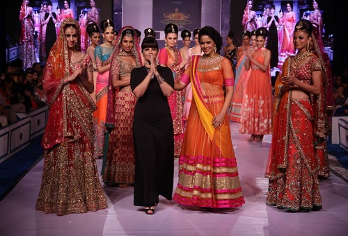Neeta Lulla's latest bridal collection