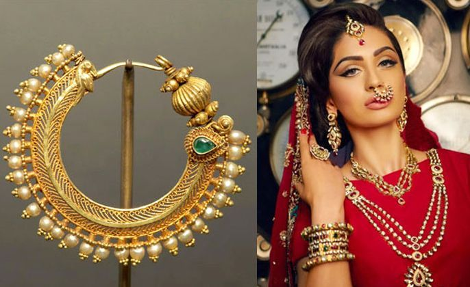 Bridal Ultimate Guide On Selecting The Perfect Bridal Nose Ring That You Must Read