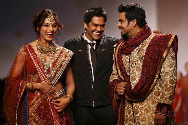 Bipasha, Rocky, and Madhavan