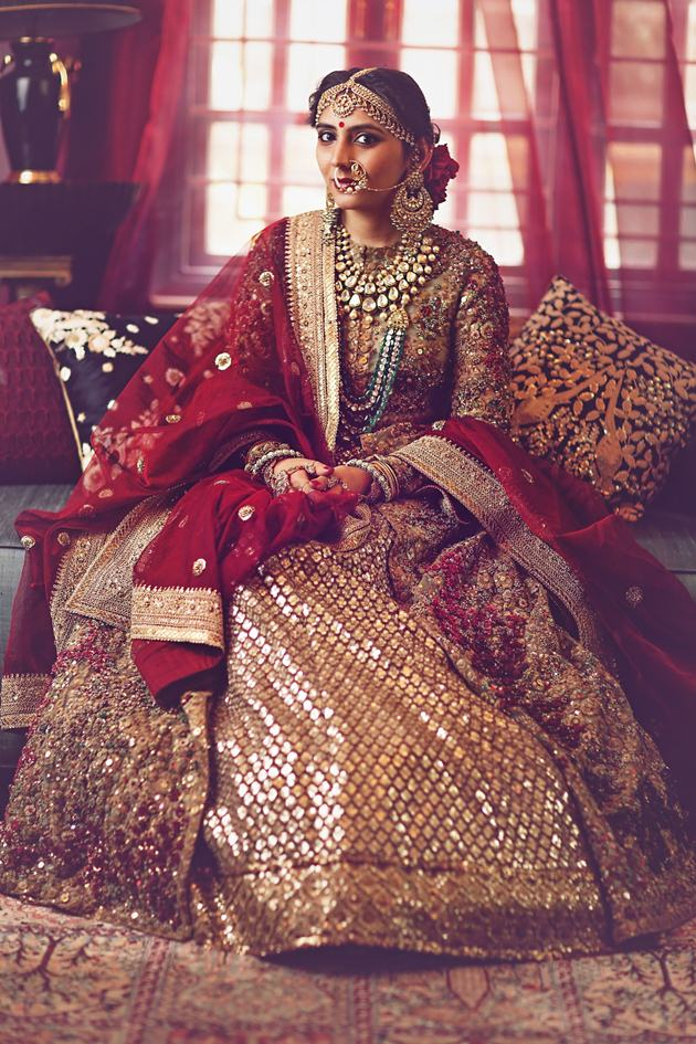 Top 10 Indian Bridal Wear Designers Fashionpro