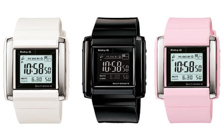 Digital trendy watches