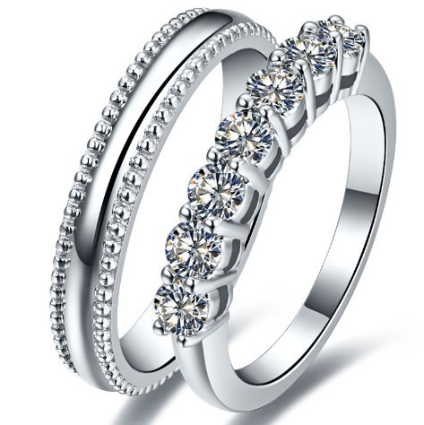 Diamond couple rings