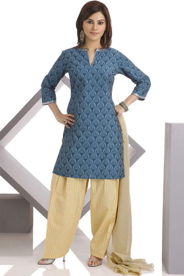 Simple Salwar