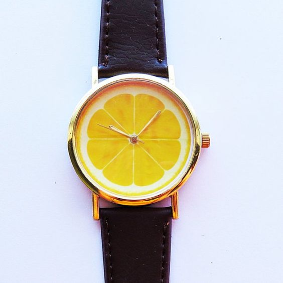 Another fruity watch