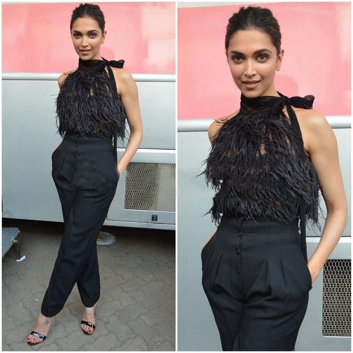 Deepika's Look