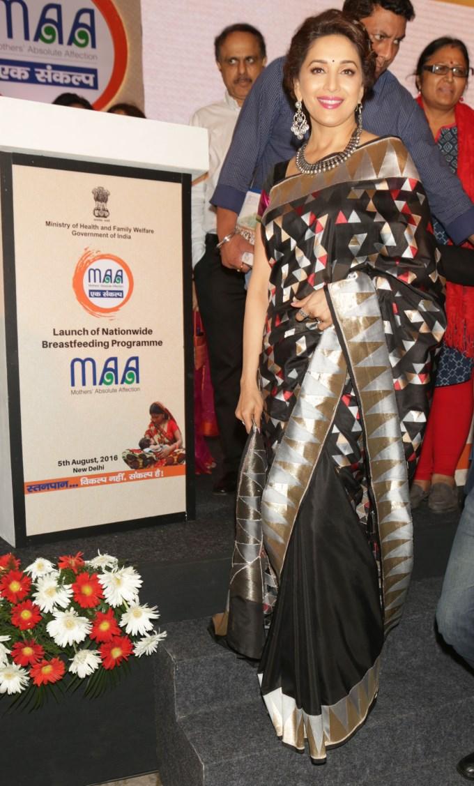 Madhuri Dixit's Look