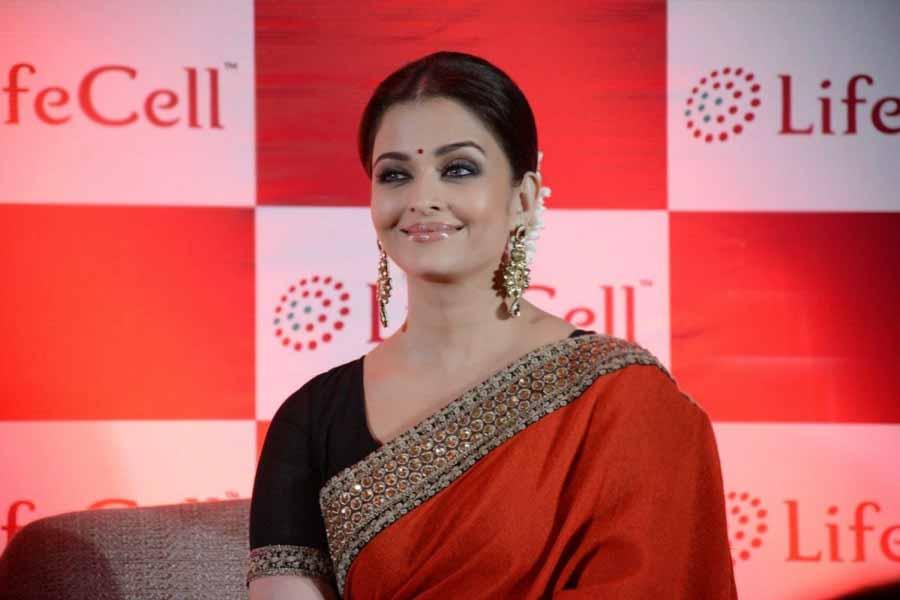Actress Aishwarya Rai Bachchan