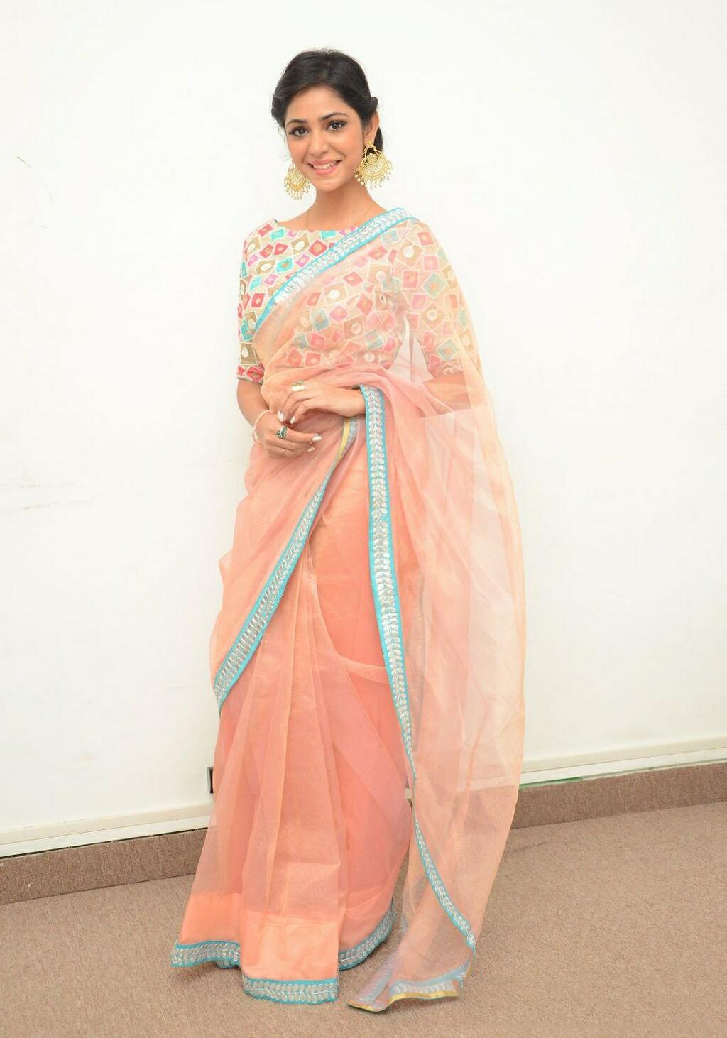 Priyanka Bhardwaj's look