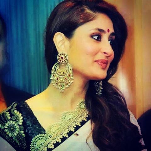 Kareena Kapoor Khan in Saree.