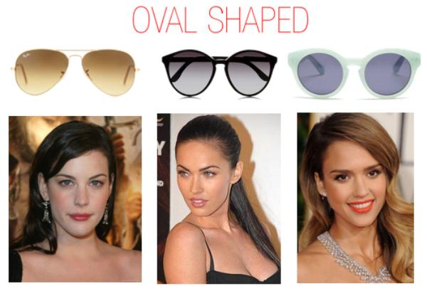 d037cdafd Sunglasses According To Your Face Shape - FashionPro