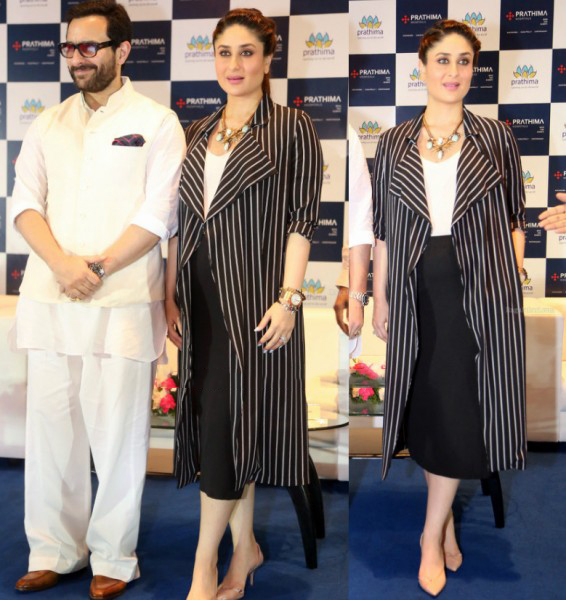 Kareena Kapoor's look