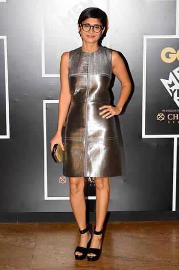 Kiran Rao at the GQ awards