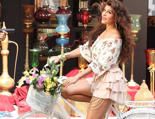 Jacqueline in the movie Roy.