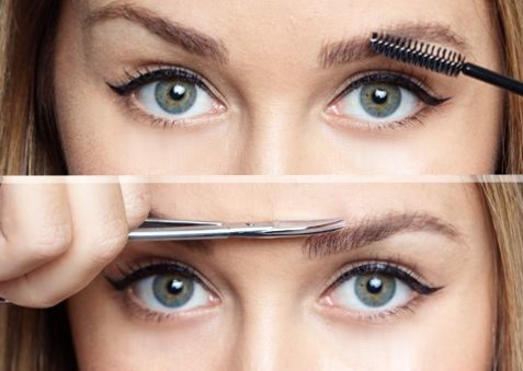 Fill in Your Eyebrows like a Pro.